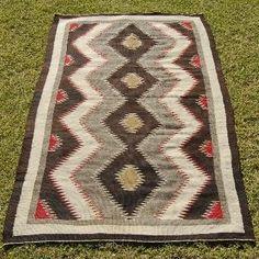 Navajo rug 1930's