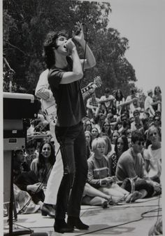 Jim Morrison (oh my god I'm gonna die)
