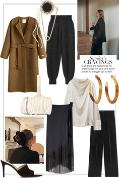 teetharejade Sunday's Cravings: Dressy and Cozy Minimalist Fashion Women, Black Women Fashion, Womens Fashion, Cheap Fashion, Fashion Story, Fashion Outfits, Fashion Ideas, Fashion Vest, Fashion Advice