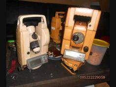 Jual Aksesoris Alat Ukur Batre, Charger, kabel Data, GPS