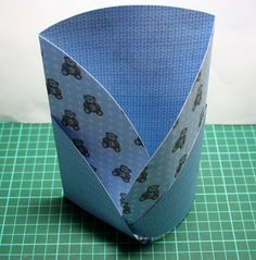 Unnis Papercraft: Tutorial boardshort