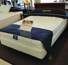 Brothers Bedding Sleep Easy Pillowtop available at http://www.brothersbedding.com