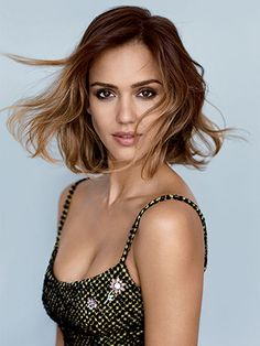 How to Get Jessica Alba's Allure Cover Shoot Beauty Look:  Find out what went into creating Alba's hair and makeup look for her Network-inspired cover shoot. | allure.com