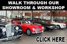 Take a look at the E & R Classic Cars oldtimer inventory. Here you'll find classic cars such as Ford & Porsche!