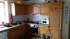 Küche aus Massivholz in Kelheim