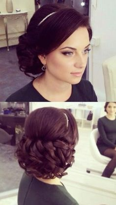 Updo wedding hairstyles lovely
