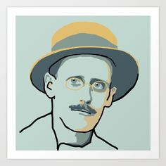 """""""Some of it is ugly, obscene and bestial, some of it is pure and holy and spiritual : all of it is myself."""" James Joyce, To Nora Barnacle Joyce, 7 September 1909"""