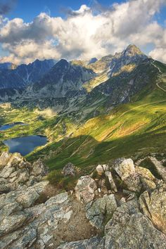 High Tatra Mountains, Poland