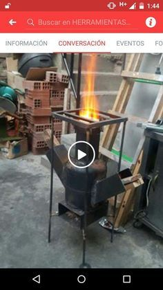 Discover thousands of images about Afbeeldingsresultaat voor estufa rocket planos Risultati immagini per medidas rocket stove Rocket Stove Self Feeding With Airflow Valve clear coat Image gallery – Page 607211962237516060 – Artofit – BuzzTMZ Stove Heater, Stove Oven, Outdoor Stove, Outdoor Fire, Fire Cooking, Outdoor Cooking, Metal Projects, Welding Projects, Rocket Stove Design