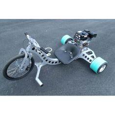 Projeto Triciclo Drift Trike Motorizado (projeto Completo) - R$ 5.500,00 em Mercado Livre