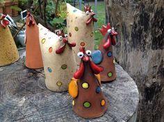 Slab Pottery, Ceramic Art, Garden Sculpture, Modern Design, Christmas Ornaments, Holiday Decor, Blog, Craft, Garden Art