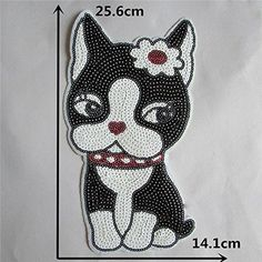 FairyTeller 1Pcs Sell Large Size High Quality Patch Hot Melt Adhesive Applique Embroidery Patch Diy Clothing Accessory Patch C607-C780 *** Click image for more details.