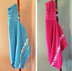 Ladybird Ln: Hooded Towels: Easy, Affordable, Homemade gift!