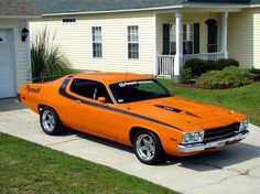 73 Plymouth Road Runner