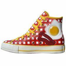 CONVERSE ALL STAR SCHUHE CHUCKS AWESOME BREAKFAST LIMITED EDITION