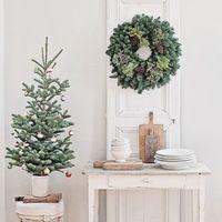 どれがお好み?クリスマス時期のインテリアの参考に「クリスマスディスプレイ」特集