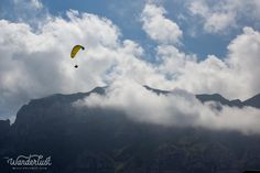 Paragliders, Ebanalp