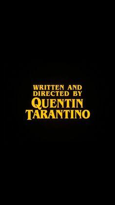 Se minha vida fosse um filme do Taranta provavelmente acabaria de uma forma violenta mas com excelentes diálogos
