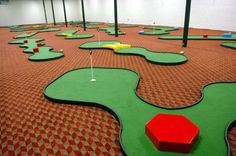 indoor mini golf - Google Search
