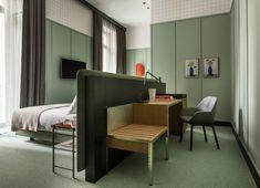 Room Mate Hotel Giulia Milan, Italy - Average Joes