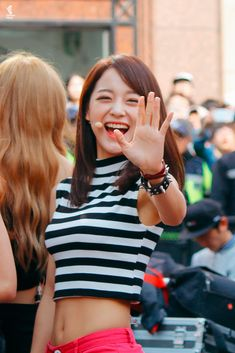 Kpop Girl Groups, Korean Girl Groups, Kpop Girls, Kim Sejeong, Kim Jung, Virgo, Euna Kim, Jung Hyun, Kim Woo Bin