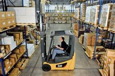 Warehouse essential: pallet movers, stackers and more