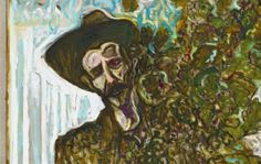 Billy Childish First Solo Exhibition