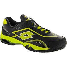 Lotto Vector Men Black Green   Men s Shoes  Holabird Sports 14dd804df7d