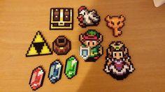 Hylian Shop: Zelda Magnets (CHOOSE ANY 3-4)