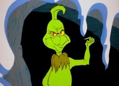 The Grinch, I love the original too, Boris Karloff did an amazing job as narrator!