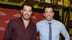 Get ready for HGTV stars Drew and Jonathan Scott.