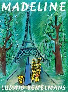 M de MADELINE. Las aventuras de esta singular colegiala parisina, su valentía y su sombrerito amarillo, han conseguido atraer a generaciones de lectores, ya que ni las rimas ni las deliciosas ilustraciones de este clásico han perdido un ápice de su originalidad y humor.