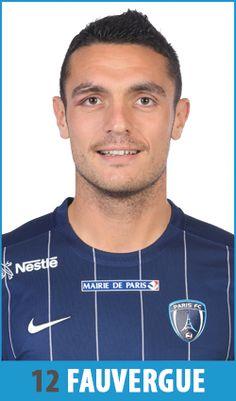 Nicolas Fauvergue - Paris FC