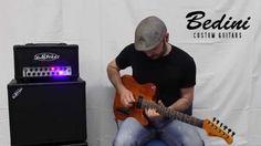 Bedini Custom Guitars performed by Andrea Gaioni