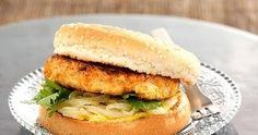 Como cocinar pollo: Como hacer hamburguesas de pollo faciles