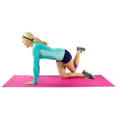 Get the details on this lower body move! It'll tone your thighs, glutes and abs!