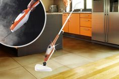 instead of for a steam mop - save Steam Mop, Dancing In The Dark, Cleaning Day, Glasgow, Storage Organization, Tiles, Household, Home Appliances, Colours