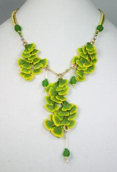 Polymer Clay Nature Art Jewelry | Karen's Nature Art