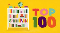 The Ultimate Backseat Bookshelf: 100 Must-Reads For Kids Top 100 books for kids npr 100 Best Books, Good Books, Ya Books, Books For Boys, Childrens Books, Kids Reading, Reading Lists, Bedtime Reading, Reading Goals