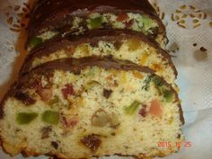 Bread Dough Recipe, Coffee Cake, Cake Cookies, Christmas Cookies, Nutella, Quiche, Banana Bread, Food And Drink, Sweets