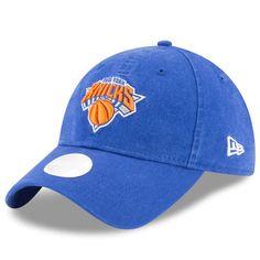 pretty nice 33f79 f4ced New York Knicks New Era Women s Preferred Pick 9TWENTY Adjustable Hat - Blue