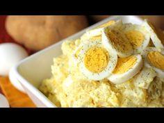 Dit is de lekkerste aardappelsalade die je ooit hebt gegeten! Leer hier hoe je hem maakt! Perfect voor de barbecue straks! - Zelfmaak ideetjes