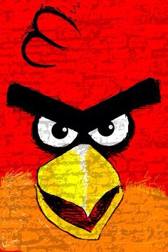 iPhone Wallpaper Angry Birds