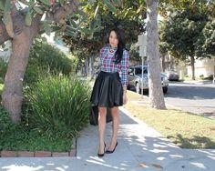 A Keene Sense of Style: Leatherette