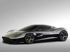 Aston Martin DBC concept More
