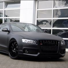 Audi S5 All black everything w/ Matte finish