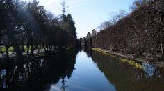 Classic shot in the Oliwa Park in Gdańsk #park #Gdansk