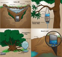 How to find Water You are in the right place about Camping Survival list Here we offer you the most beautiful pictures about the Camping Survival off the g