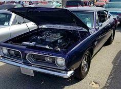 1968 Hemi Barracuda