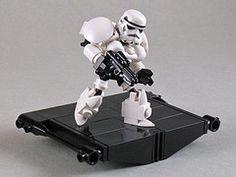 LEGO Stormtrooper by Larry Lars